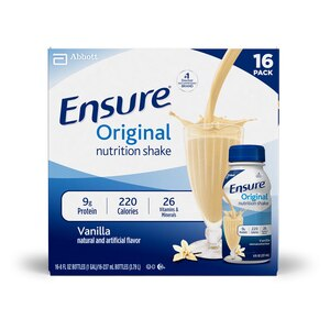 Ensure Nutrition Shake Vanilla