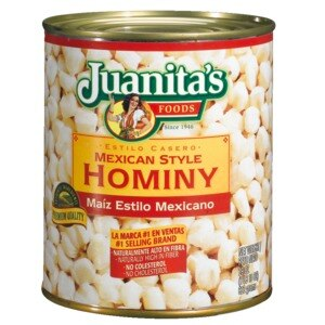 Juanita's Mexican Style Hominy