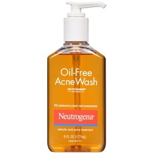 Neutrogena Acne Wash Oil-Free