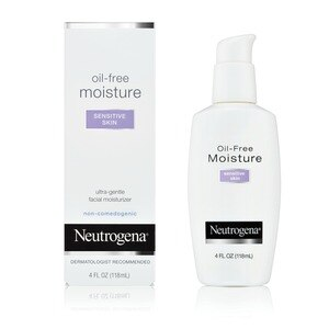 Neutrogena Oil-Free Moisture Facial Moisturizer for Sensitive Skin