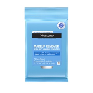 Neutrogena Makeup Remover Cleansing Towelettes, 7/Pack