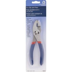 Helping Hand - Slip Joint Pliers, 6-Inch