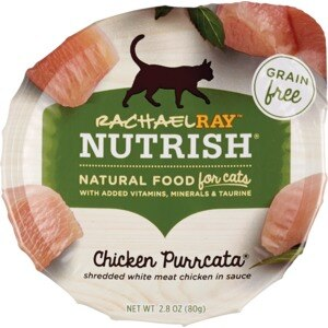 Rachael Ray Nutrish Natural food for Cats, 2.8 OZ