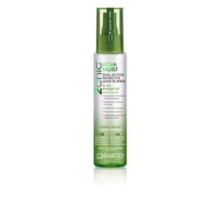 Giovanni 2Chic Ultra-Moist Dual Action Protective Leave-In Spray Avocado & Olive Oil, 4 OZ