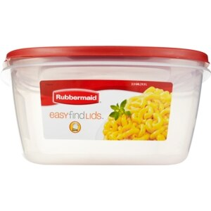 Rubbermaid Easy Find Lids 2.5 Gl Container with Lid