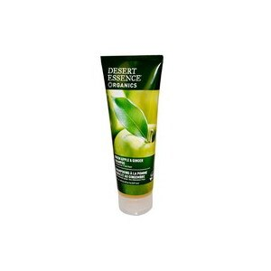 Desert Essence Organics Hair Care Green Apple & Ginger Shampoo