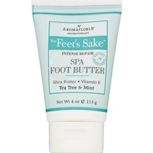 Aromafloria For Feet's SakeTea Tree & Mint Spa Foot Butter