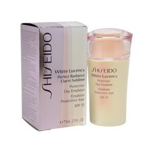Shiseido White Lucency Perfect Radiance Protective Day Emulsion SPF 15, 2.5 OZ