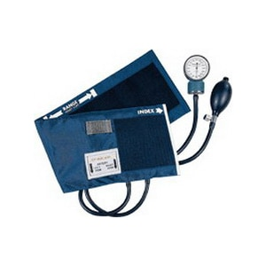 Omron Healthcare Adult Marshall Sphygmomanometer Blue
