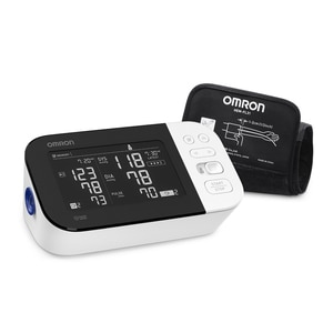 OMRON 10 Series Wireless Upper Arm Blood Pressure Monitor w/ Side-by-Side LCD Comparison
