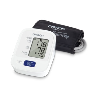 OMRON 3 Series Upper Arm Blood Pressure Monitor (BP7100)