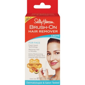 Sally Hansen Brush-On Hair Remover For Face