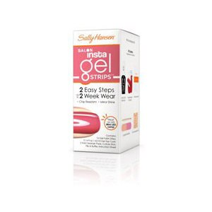 Sally Hansen Salon Insta-Gel Strips, Rosy Outlook