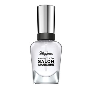 Sally Hansen Complete Salon Manicure Nail Color, Clear'd for Takeoff