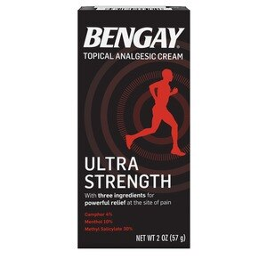 Ultra Strength Bengay Pain Relief Cream