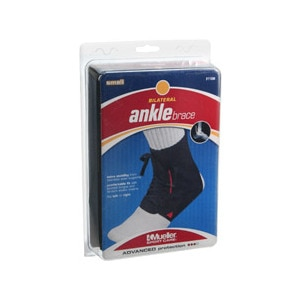 Mueller Sport Care Ankle Brace Bilateral Black Small 211sm