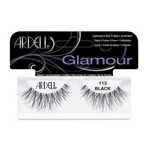 Ardell Fashion Lashes, Black 113