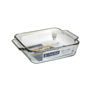 Anchor Hocking Oven Basics Bakeware 8 x 8 Inch