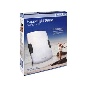 Verilux HappyLight Deluxe Energy Lamp