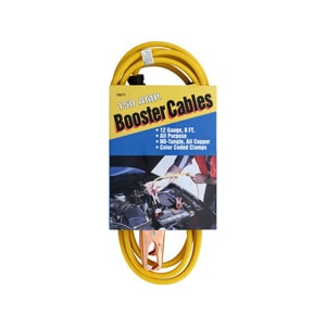 Custom Accessories Booster Cables 150 Amp
