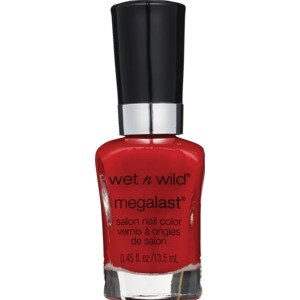 Wet N Wild Megalast Salon Nail Color I Red a Good Book 214C