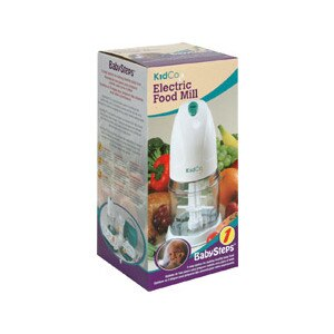 KidCo Babysteps Homemade Baby Food Electric Food Mill