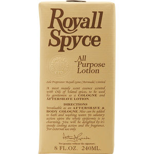 Royall Spyce by Royall Fragrances Aftershave Lotion Cologne, 8 OZ