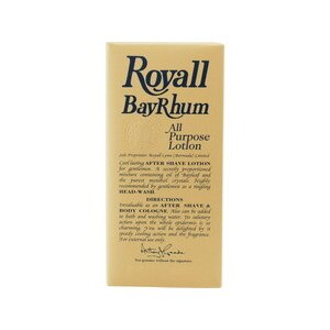 Royall Bayrhum by Royall Fragrances Aftershave Lotion Cologne Spray, 4 OZ