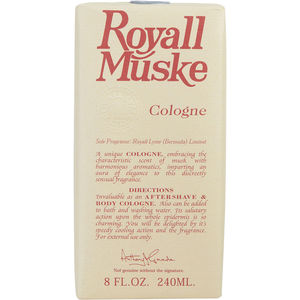 Royall Muske by Royall Fragrances Aftershave Lotion Cologne Spray, 8 OZ