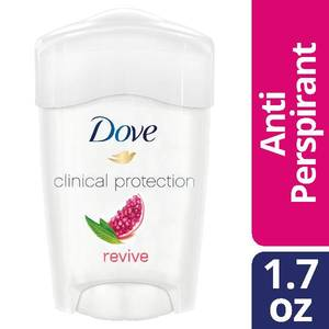 Dove Clinical Protection Revive Antiperspirant Deodorant, 1.7 oz