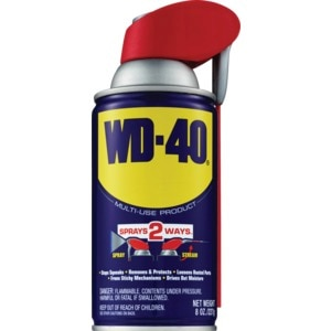 Wd 40 Stops Squeaks Cleans Protects Loosens
