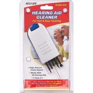 Acu-Life Hearing Aid Cleaner
