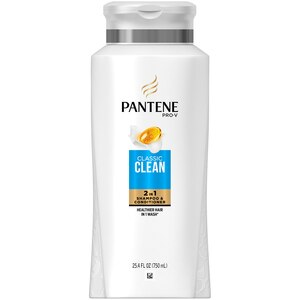 Pantene Pro-V Classic Care 2 In 1 Shampoo + Conditioner
