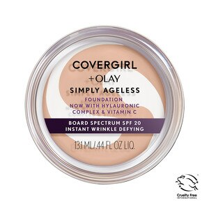 COVERGIRL+Olay Simply Ageless Instant Wrinkle Defying Foundation