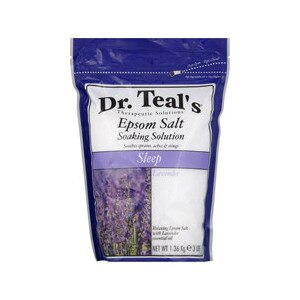 Dr. Teal's Therapy Solutions Epsom Salt Soaking Solution