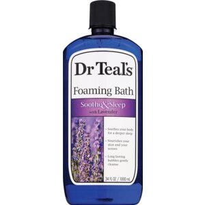 Dr Teal's Foaming Bath Soothe & Sleep with Lavender