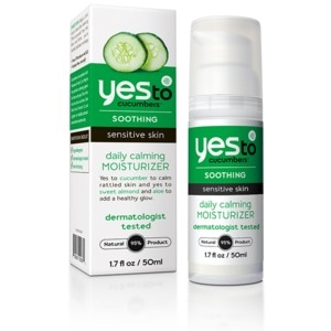 Yes To Cucumbers Complete Care Facial Hydrating Lotion