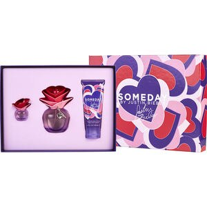 Someday By Justin Bieber by Justin Bieber Gift Set