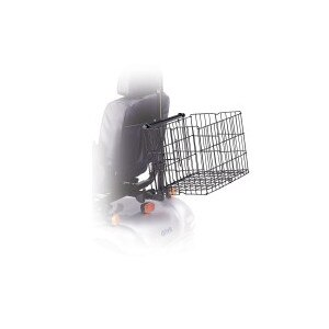 Drive Medical Scooter Basket Black (#802)