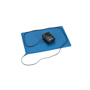 "Drive Medical Pressure Sensitive Bed Chair Patient Alarm with Reset Button, 10"" x 15"" Chair Pad"