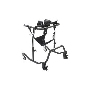 Drive Medical Luminator Gait Trainer, Anterior