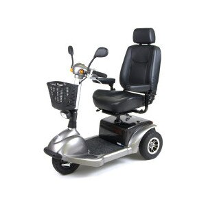 Drive Medical Prowler Scooter, Grey 3310 22