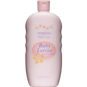 PerCara Baby Lotions, Fast Absorbing