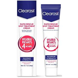 Clearasil Ultra Rapid Action Treatment Vanishing Cream