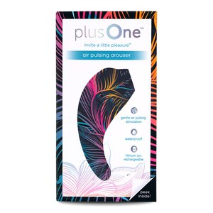 plusOne Air Pulsing Arouser