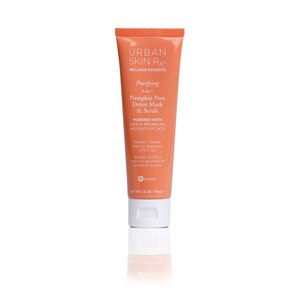 Urban Skin Rx Purifying 2-In-1 Pumpkin Pore Detox Mask, 2.5 OZ