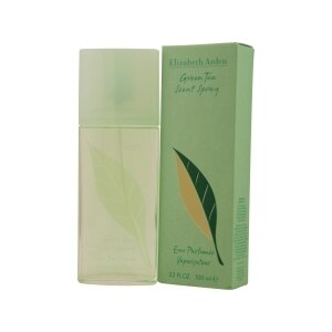 Green Tea by Elizabeth Arden Eau De Parfum Spray 3.4 OZ