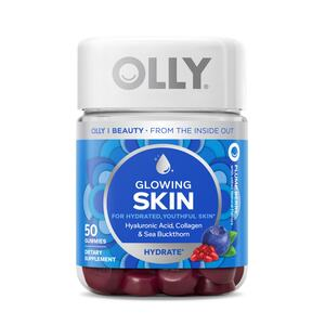 Olly Glowing Skin, 50CT