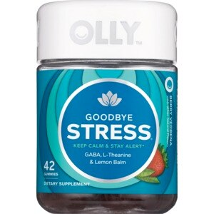 Olly Goodbye Stress, 42CT