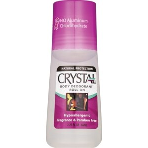 Crystal Roll-On Natural Body Deodorant